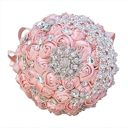 Amazon Com The Best Of Usovia Vintage Brooch Bouquet Lace Handle