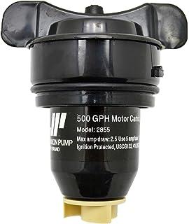 Johnson Pump 28552 Mayfair Replacement Cartridge Bilge Pump Motors 500 GPH