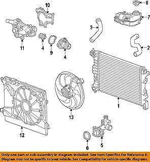 GM OEM-Engine Water Pump Gasket 10182374