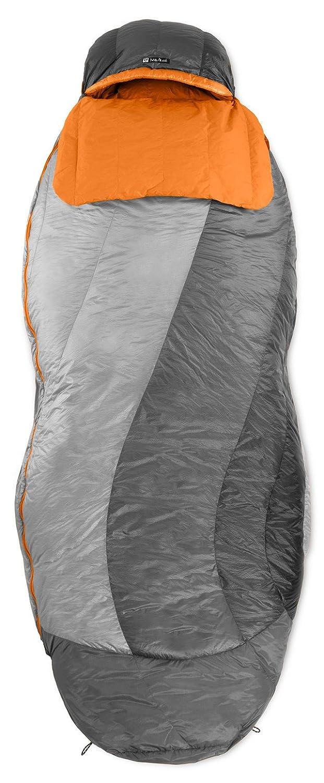 Nemo Harmony 40 Sleeping Bag – Women 's Alumnm / Mrgld - Alumnm / Rptd One Size