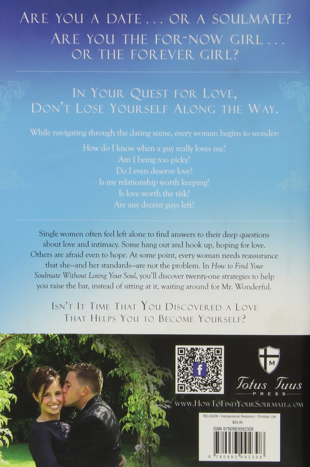 how to find your soulmate without losing your soul pdf