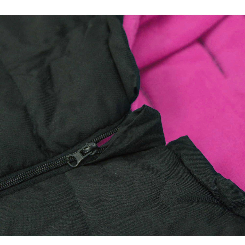 color rosa /Saco//Cosy Toes Compatible con Jane Muum carrito de beb/é Deluxe/