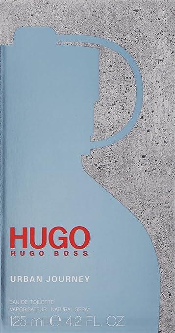 Amazon.com: Hugo Boss Urban Journey Eau de Toilette Spray, 4.2 fl. oz.: Luxury Beauty