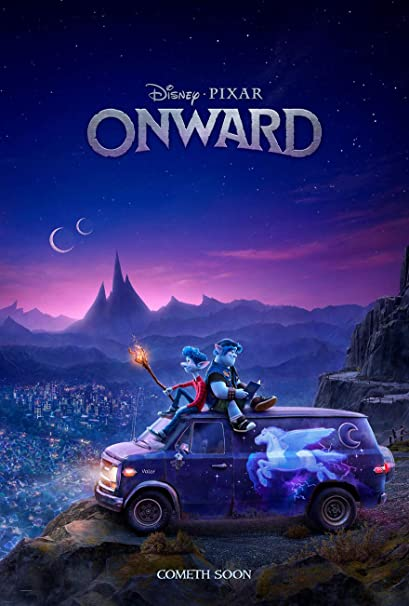 Image result for onward movie poster