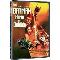 BATMAN: ALMA DE DRAGON DVD (dvd)