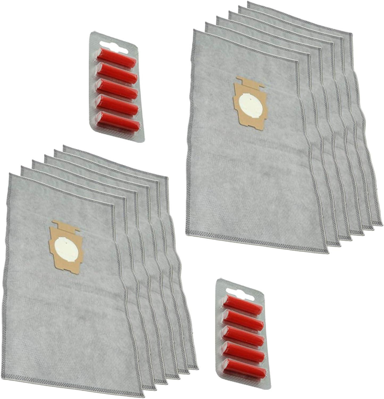 Spares2go - Bolsas de polvo para aspiradora Kirby F (paquete de 12 ...