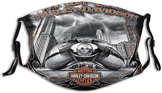 Cikyoway Harley Davidson Wiederverwendbare Und Waschbare Zum Laufen Radfahren Skifahren Outdoor Aktivitäten 1pcs Baumarkt