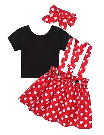 YiZYiF Vestido Fiesta Bebés Niñas Vestido Princesa Disfraz ...