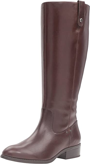 Masika Wide Calf Riding Boots