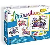 Sentosphère - 695 - Loisir Créatif - Aquarellum Junior - Chevaliers