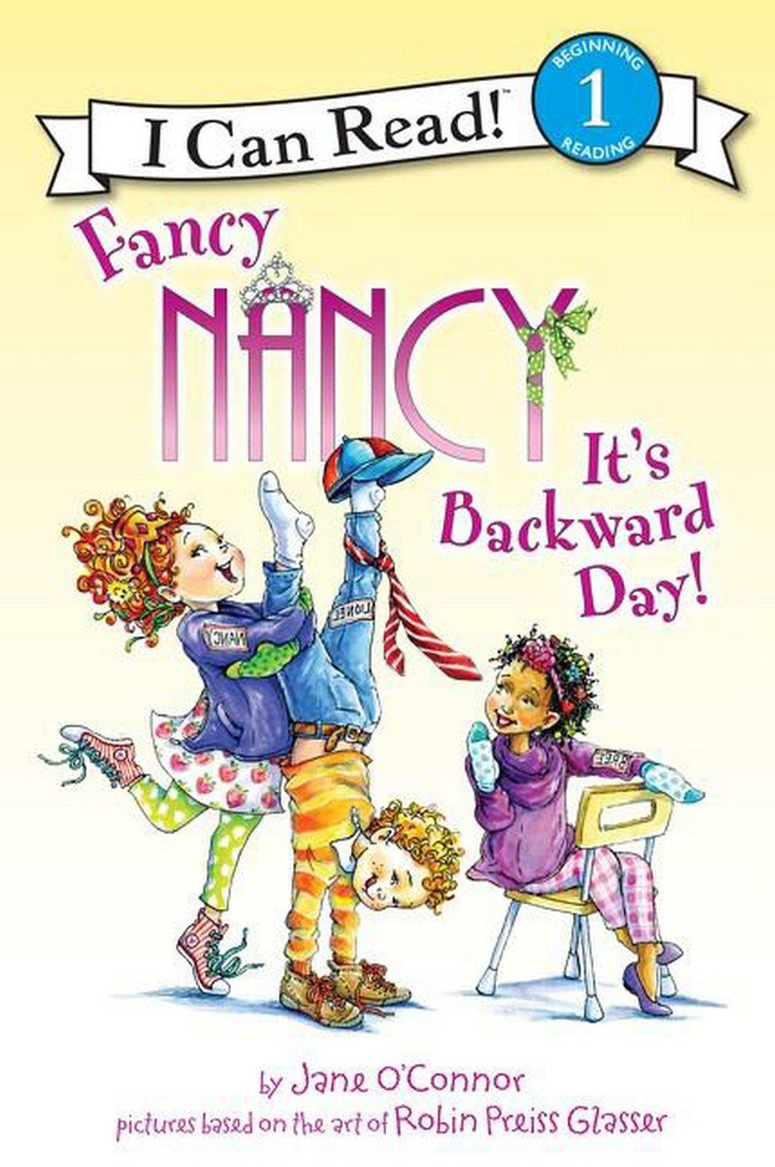 Fancy Nancy Backward Read Level