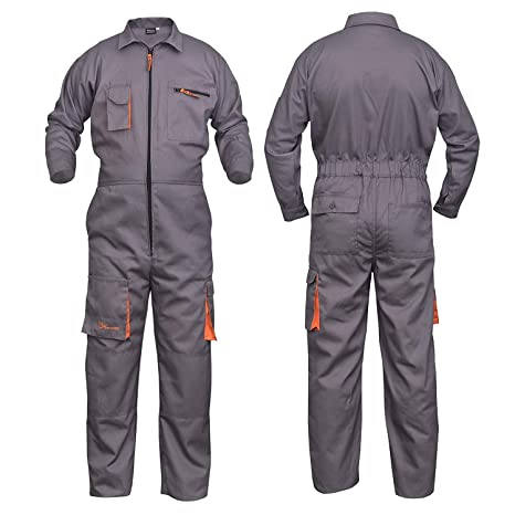 Amazon.com: Traje de caldera para hombre, color gris: Home ...