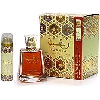 LATTAFA PERFUMES Raghba by Arabic Unisex Perfume - Eau de Parfum, 100ml
