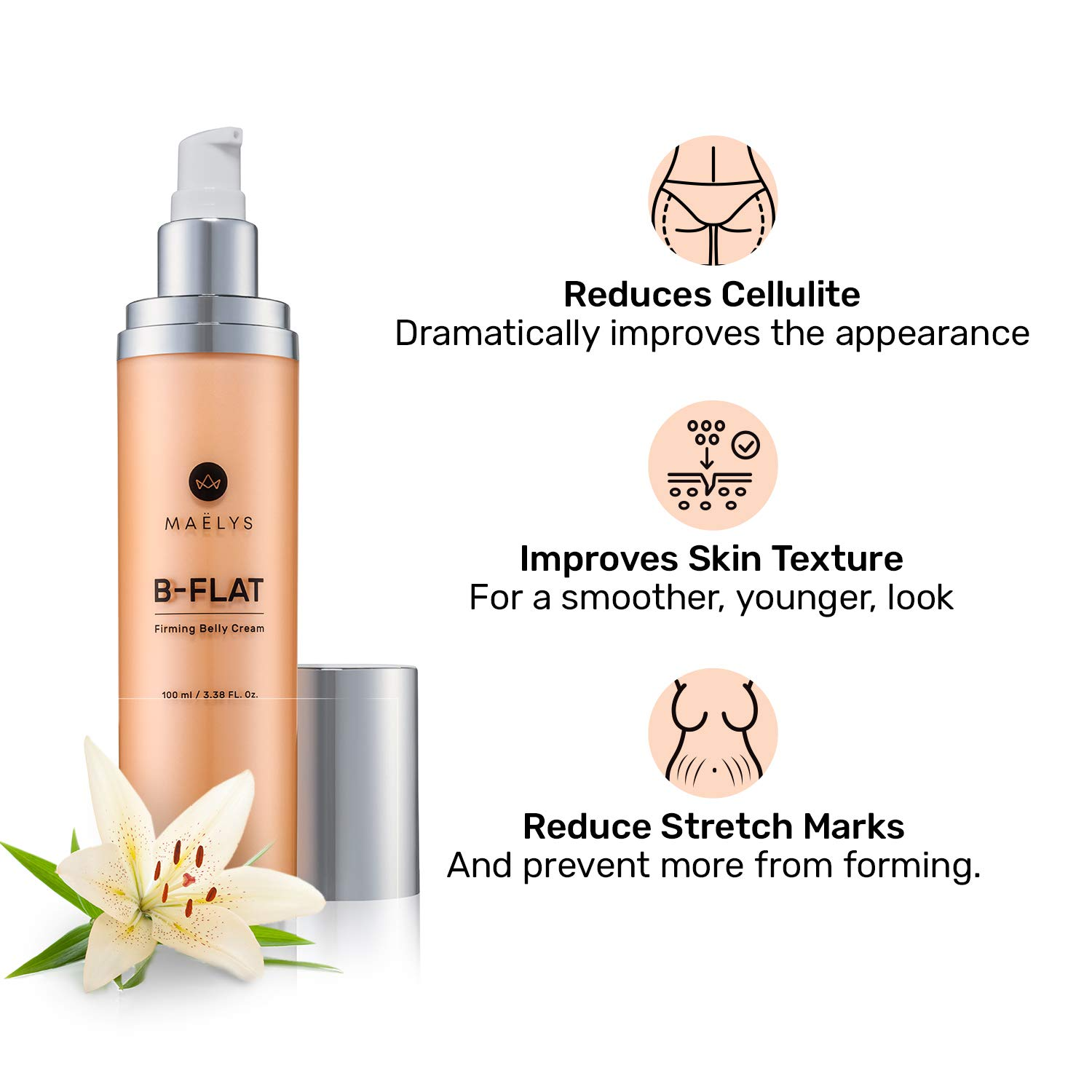 B Flat Cellulite Stretch Marks Firming C Buy Online In Egypt At