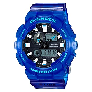 G-Shock Men's GAX-100MSA-2 Blue Watch