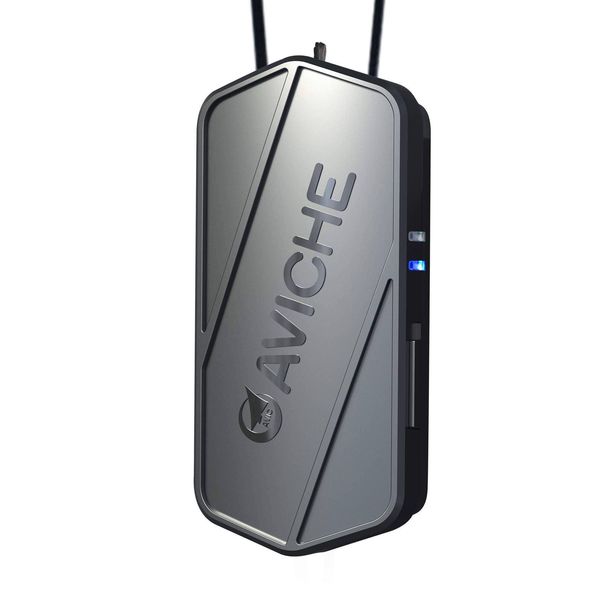 AVICHE M1 Necklace Wearable Mini Personal with USB Negative Ion Generator