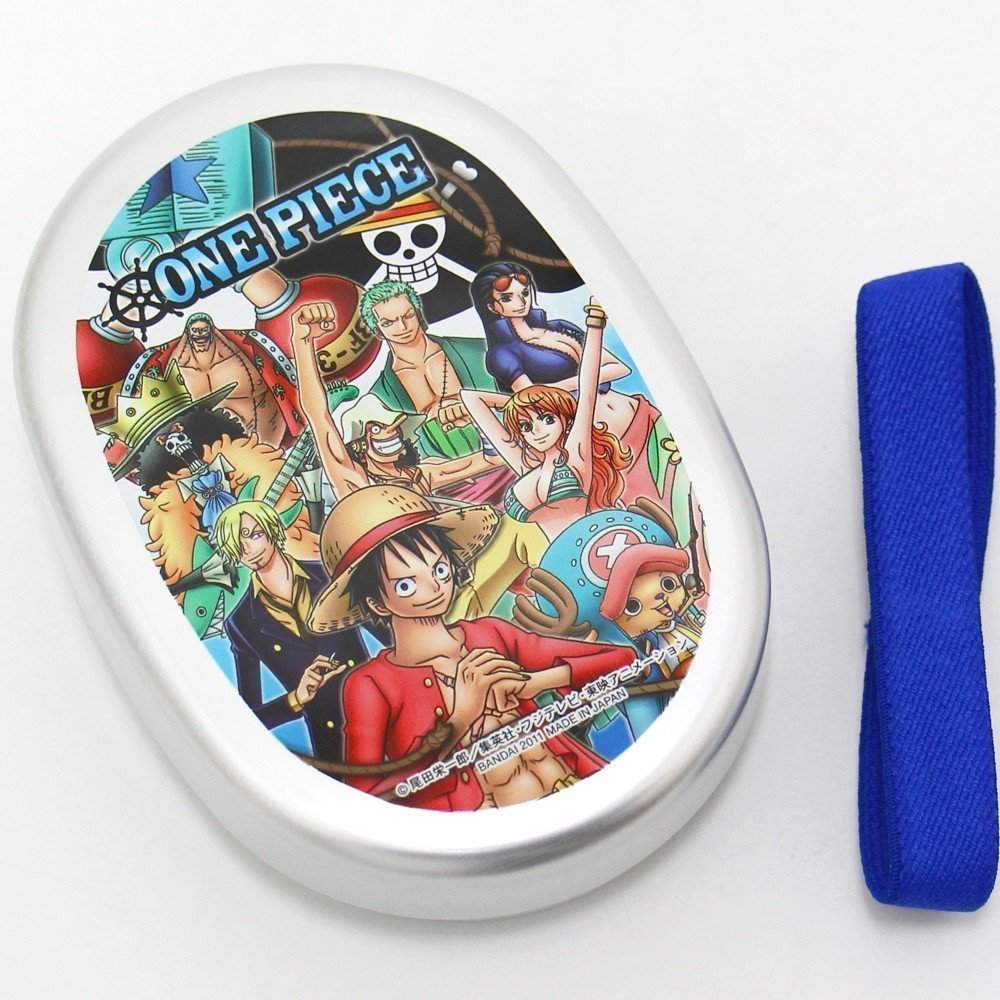 One piece (No.2) aluminum lunch box children S (with ...