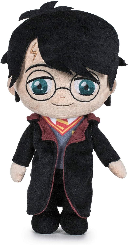 Famosa Softies - Peluche Harry Potter Ministerio de la Magia, 20 cm, Multicolor (Famosa 760018139)