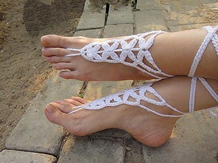 Sexy beach sandals