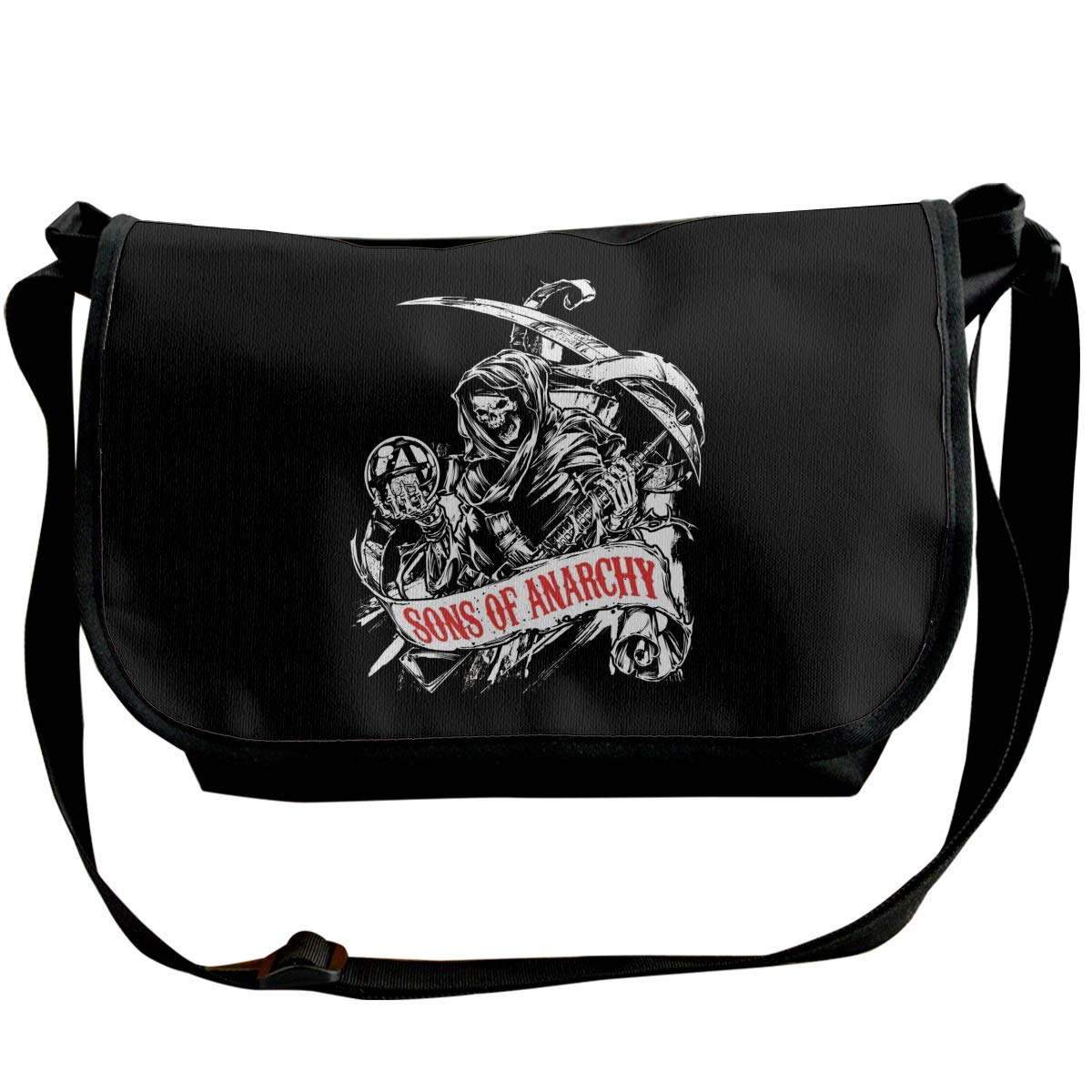 Classic Sons Of Anarchy Messenger Bag Shoulder Bag For All-Purpose Use