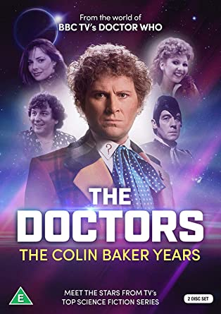 The Doctors: The Colin Baker Years