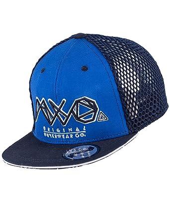 maximo Boy s Basecap MXO Caps, Mehrfarbig (blaues Meer Navy 7848), 51 88a3f167a04