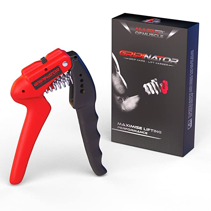 Pince de musculation   Musclet   Grippers pour muscler efficacement vos  mains 0f91cf16009