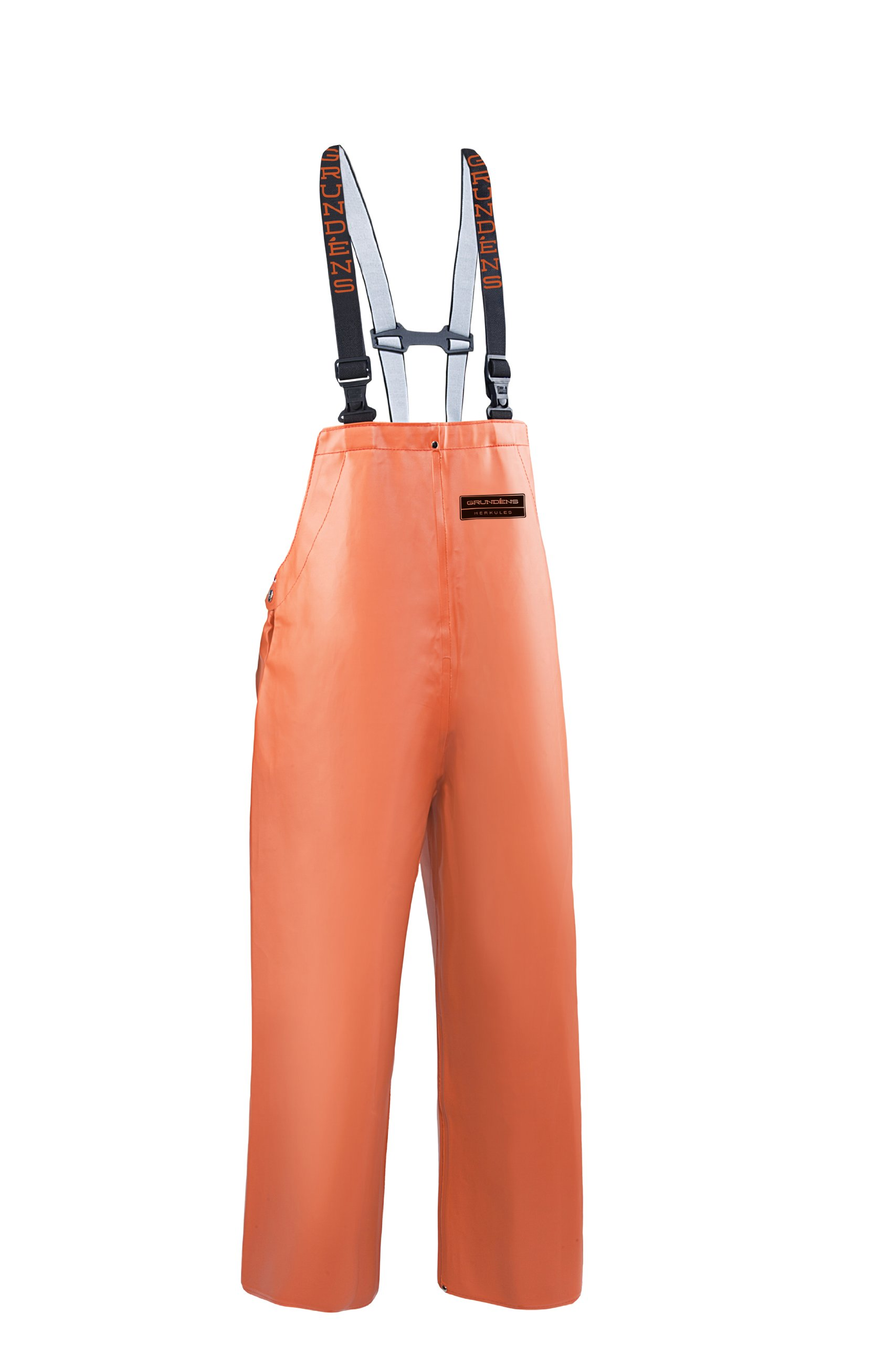 Grundens Herkules 16 Pants - Orange - Medium by Grundens