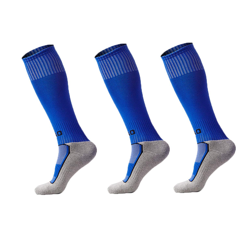 incarpo Girls Boys Soccer Socks Sports High Tube Socks Compression Socks