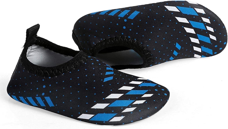 ligeros zapatos de nataci/ón calcetines acu/áticos para verano L-RUNJP Zapatos de agua para beb/é