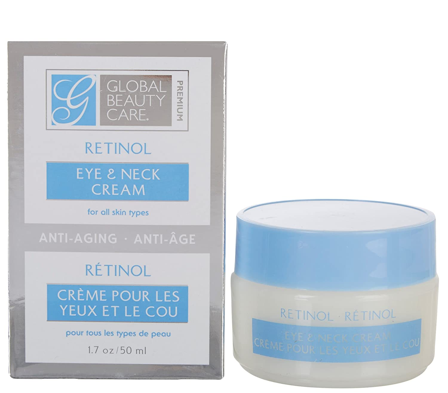 Global Beauty Care Premium Eye & Neck Cream