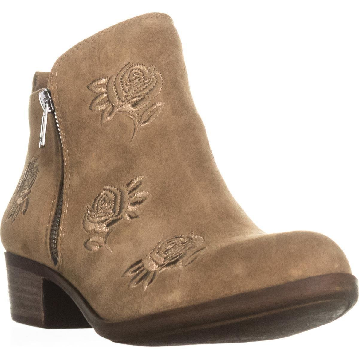 Lucky Brand Women's Basel Boot B075MKCB1X 8.5 B(M) US|Sesame 241