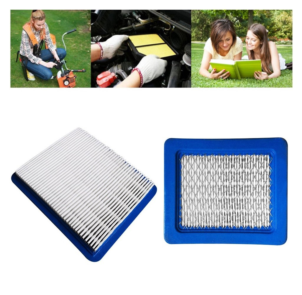 Fullkang Air Filters For Briggs & Stratton 491588 491588S 5043 5043D 399959 119-1909