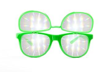 Amazon.com: Doble la Difracción anteojos – Efecto de alta ...