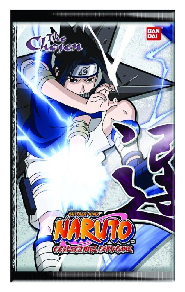 Bandai Naruto Card Game Chosen Booster Pack