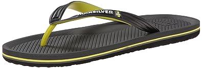 c45e1707cbef Quiksilver Men s Haleiwa Flip-Flop  Amazon.co.uk  Shoes   Bags