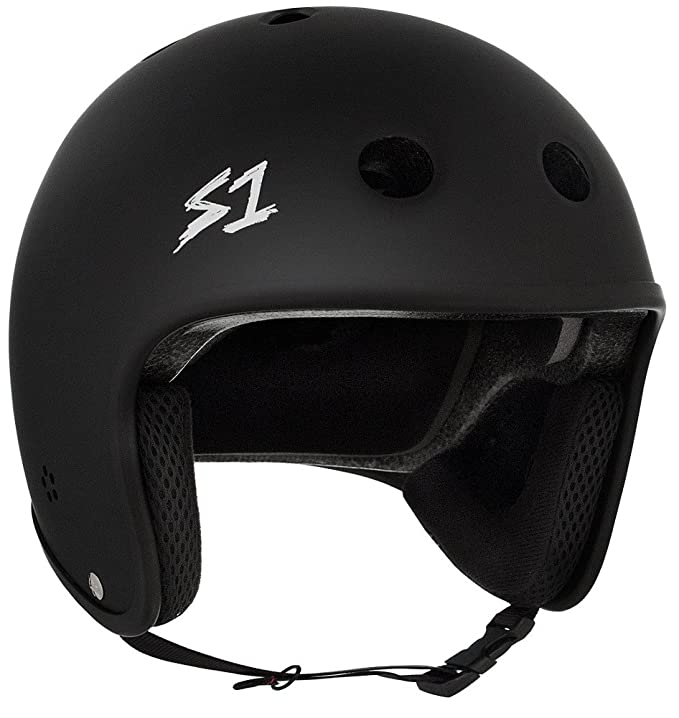 S-ONE Retro Lifer CPSC - Multi-Impact Helmet