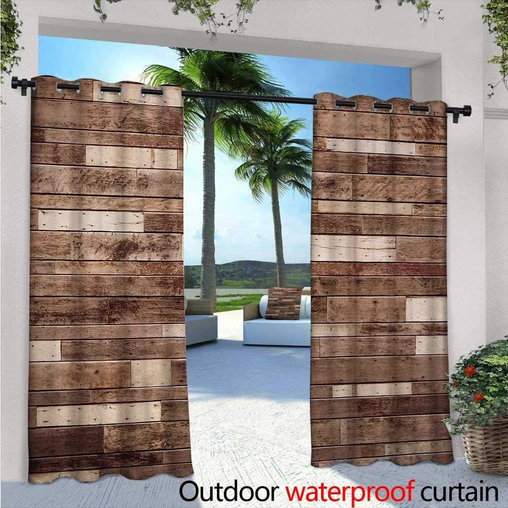 Cortinas de madera para exterior o exterior, estilo antiguo, de ...
