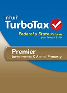 TurboTax Premier Mac Fed + Efile + State 2013 OLD VERSION