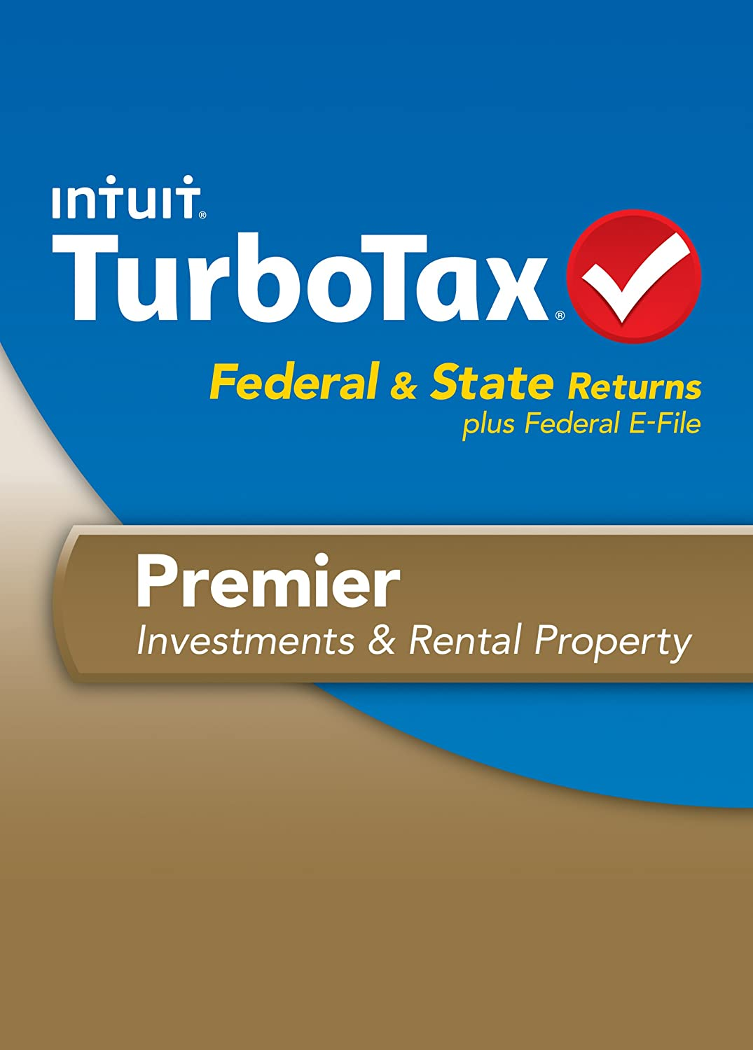 Amazon Com Turbotax Premier Fed Efile State 2013 Old Version