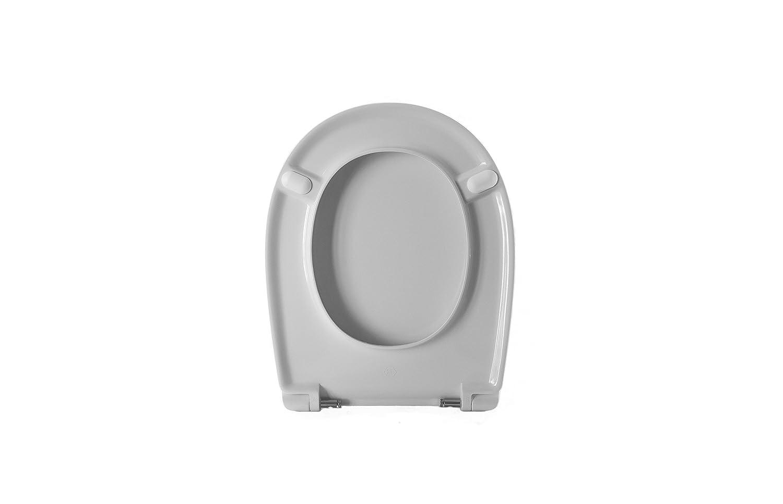 charni/ères /à descente ralentie Oui sedileria toilette Globo Grace consacr/é Slow Close Abattant pour WC