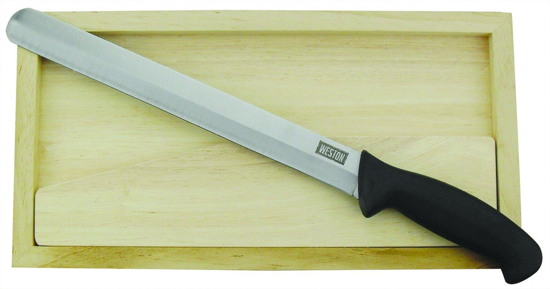 Weston 83-7200-W Jerky Board & Knife Set