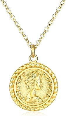 Vintage Gold Member Necklace