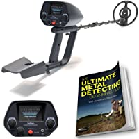 NHI Metal Detector | Includes Metal Detector Accessories | Perfect Metal Detector For Kids | Metal Detectors Waterproof Coil Width 7.5 Inches | Reliable Metal Detector Equipment Provider
