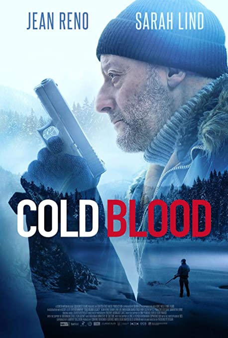 Lionbeen Cold Blood Legacy - Movie Poster - Cartel de la ...