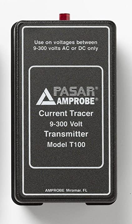 Amprobe T100 Current Tracer Transmitter for Advanced Circuit