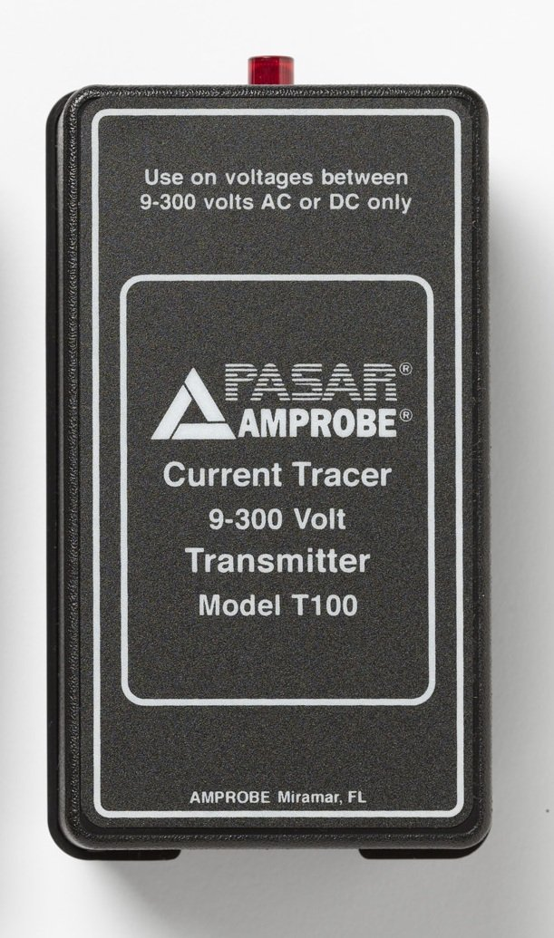 Amprobe T-100 Current Tracer Transmitter for Advanced Circuit Tracer