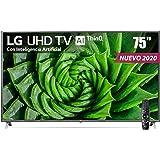 """TV LG 75"""" 4K Smart TV LED 75UN8000PUB 2020"""