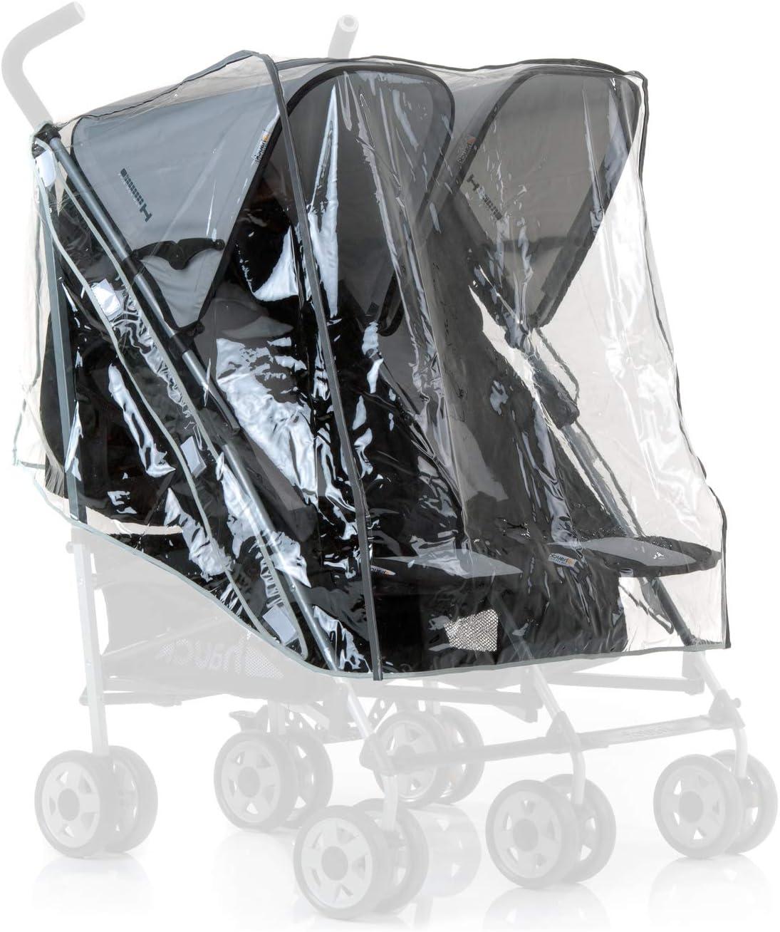 Housse de pluie pour s/'adapter à Hauck Hauck Citi Neo II 3 roues poussette Gogo RC