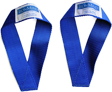 IronMind Sew-Easy Lifting Straps (Pair) : Exercise Straps : Sports &  Outdoors - Amazon.com